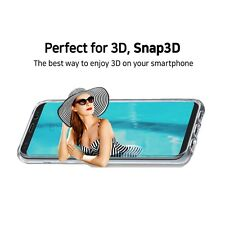 Mopic Snap3D Supple Wide Crystal  Smart Phone Case for S8+ Plus