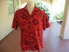 Ui Maikai vintage Hawaiian shirt size M
