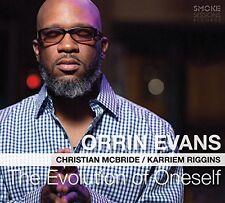 Orrin Evans - The Evolution of Oneself [CD]