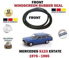 Para Mercedes S123 Familiar 280TE 240TD 300TD 1976- > Delante Parabrisas Sello