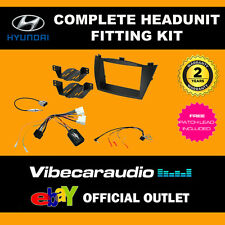 Connects2 CTKHY06 Hyundai ix35 2010 - 2013 Double Din Radio Installation Kit