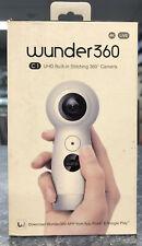 Wunder360 C1 360 Degree Camera Action Camera VR Camera 4K Still Image