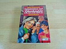 Oliver Hassencamp: Geheimnisse auf Schreckenstein / Sammelband / Gebunden