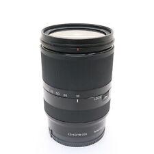 SONY E 18-200mm F/3.5-6.3 OSS LE SEL18200LE (for SONY E mount) #401