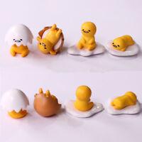 4Pcs/Set Gudetama Lazy Egg Cute Mascot Mini Collection Figures Kids Gift