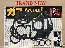 Honda CT70 c70 cl70 sl70 xl70 s65 Brand New Black gasket set