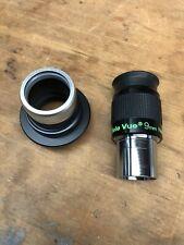 "Tele Vue 1.25"" Nagler Type 6 Eyepiece - 9mm + Extras"