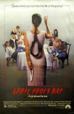April Fool's Day Original ROLLED Movie Poster