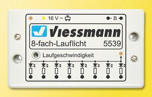 Viessmann 5539 8-fach-Lauflicht