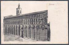 PISTOIA CITTÀ 35 Cartolina viaggiata 1901