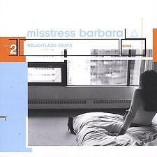 Misstress Barbara Relentless Beats 2 Djmix2 (CD, Music, Dance, Techno, 2002, NEW