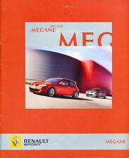2006 Renault Megane Sport German Sales Brochure