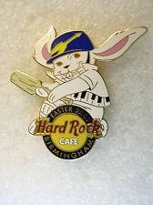 BIRMINGHAM,Hard Rock Cafe Pin,EASTER BUNNY,LE 100