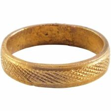 ANCIENT VIKING RING C.900 AD SIZE 7 ½.