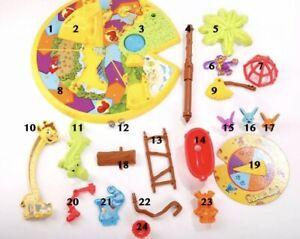 MOUSE TRAP Game Parts You Pick Replacement Pieces Milton Bradley 2013 / 2014