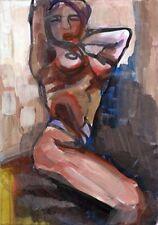 Artist Portrait Multi-Colour Art Drawings