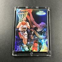 CHARLES BARKLEY 1999 TOPPS GOLD LABEL #GL5 REFRACTOR INSERT CARD NBA HOF
