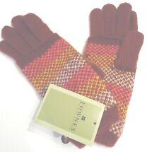 Ladies Women's Fownes Fingerless  Gloves, Multi-Color, O/S