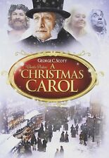 A Christmas Carol GEORGE C. SCOTT (DVD) - NEW!!