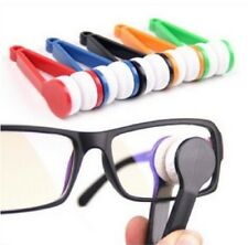 Spectacles Eyeglasses Cleaning Lens Microfibre Cleaner Glasses Cloth Tool UK