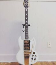 Epiphone Les Paul Custom SG 2003 Alpine White