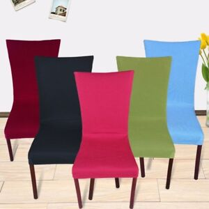 Stretch Universal Wedding Banquet Hotel Dining Office Chair Covers fhd013