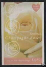 Australie 1998 Greetings rose Love booklet     postfris/mnh