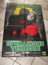 OPERAZIONE TERRORE,G. FORD,,manifesto Blake Edwards REMICK 1962