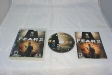 F.E.A.R. 2: Project Origin (Sony PlayStation 3, 2009) Complete in Box