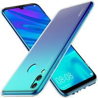 For Huawei P smart 2019 Case Clear Silicone Ultra Slim Gel Cover