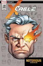 Cable #150 Headshot Variant Marvel Comics 1st Print EXCELSIOR BIN