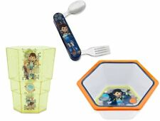 Disney Store Miles from Tomorrowland - Bowl, Cup and Utensils - (Fork / Spoon)