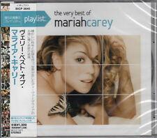 MARIAH CAREY-PLAYLIST: THE VERY BEST OF MARIAH CAREY-JAPAN CD C25