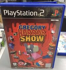 GREGORY HORROR SHOW - PLAYSTATION 2 PS2 PLAY STATION 2 - PAL ESPAÑA