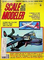 Vtg. Scale Modeler Magazine June 1979 New 1/72nd Scale Beriev Be-6 Madge m74