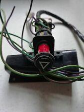 Tractor Illuminated Hazard Flasher Switch & Relay Kit Lucas 12v 155 54006501