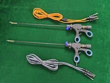 2pc Laparoscopic Bipolar Marylandroby Bipolar With Cable 5mmx330mm Instruments