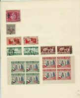 Panama Stamps on page Ref 15508