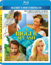 A Bigger Splash [New Blu-ray] 2 Pack, Ac-3/Dolby Digital, Digitally Mastered I