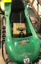 Commercial go cart one seater Green