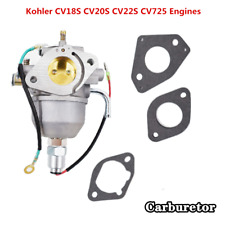 Carburetor Fit For Kohler CV18S CV20S CV22S CV725 Command Engine Carb w/Clamps