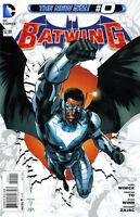 Batwing #0 Unread New Near Mint New 52 DC 2011