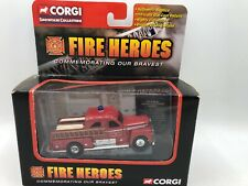 Corgi Fire Heroes 1951 SEAGRAVE 70TH ANNIVERSARY PUMPER FIRE TRUCK COLUMBUS OHIO