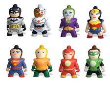 Kinder Surprise DC Justice League Superhero Boys Toys Set & 8 BPZ England 2018