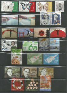 Cyprus Stamps 2020 Complete year set MINT Pefect Never hinged