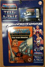 Masters of the Universe Tell a Tale Ladybird Book Cassette Tape The Iron Master