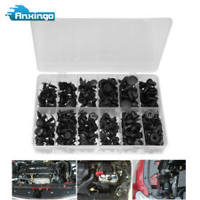 240 Pcs Interior Door Fenders Bumper Push Retainer Pin Rivet Trim Clip Fastener