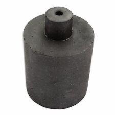 FORNO A CENTRIFUGA Grafite crogiolo di fusione colata 65x90mm Strumento di Metallo di Scarto