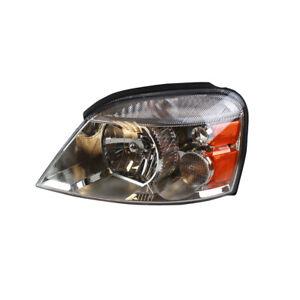 Headlight Assembly Left TYC 20-6490-00