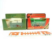 BT436-0,5# 2x Matchbox Modell: Y29 Walker Harrods + Y-18 Atkinson, NEUW+OVP